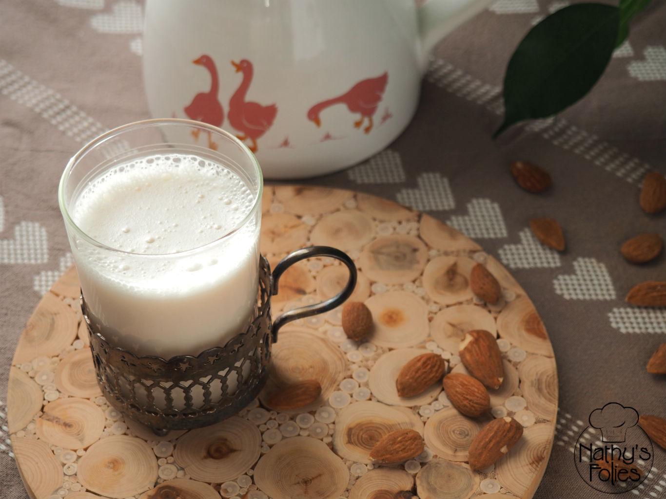 recette yaourt maison au lait d amande ventana blog. Black Bedroom Furniture Sets. Home Design Ideas